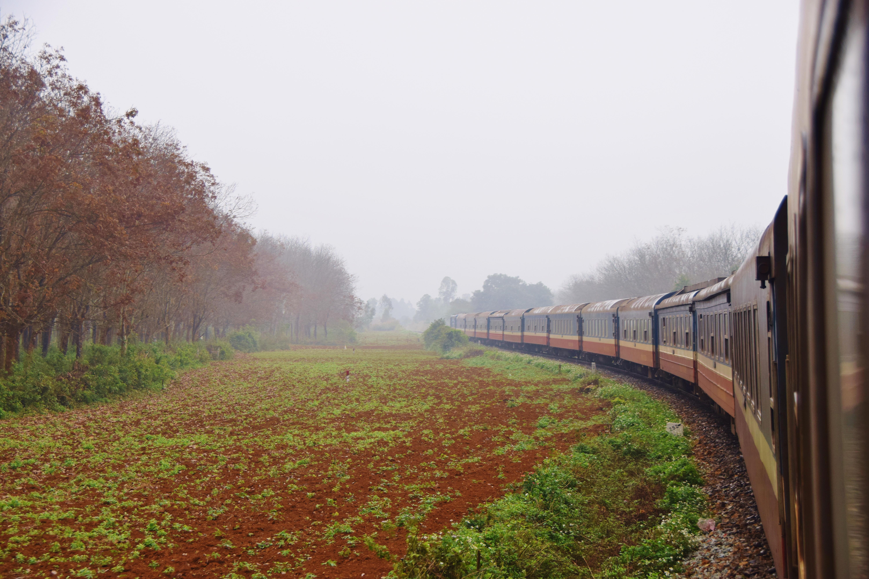 Vietnam - Train