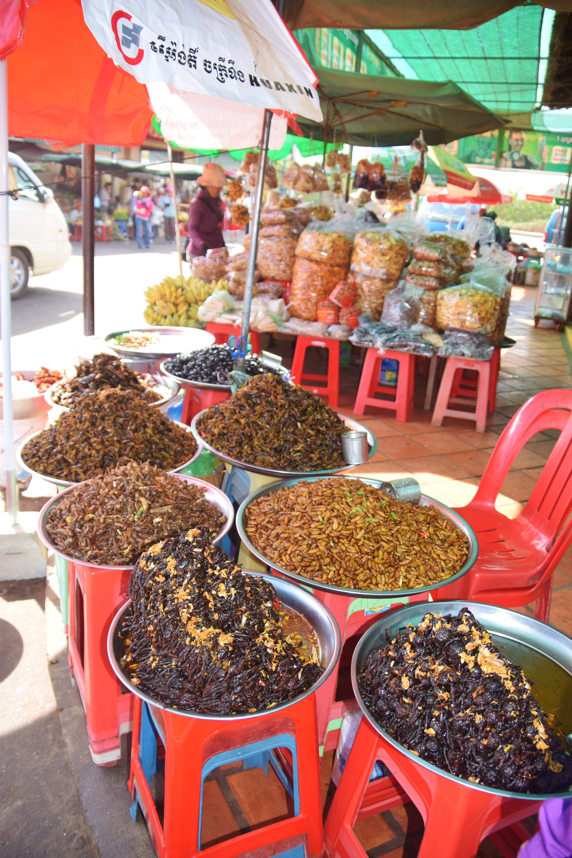 Cambodge - Skun