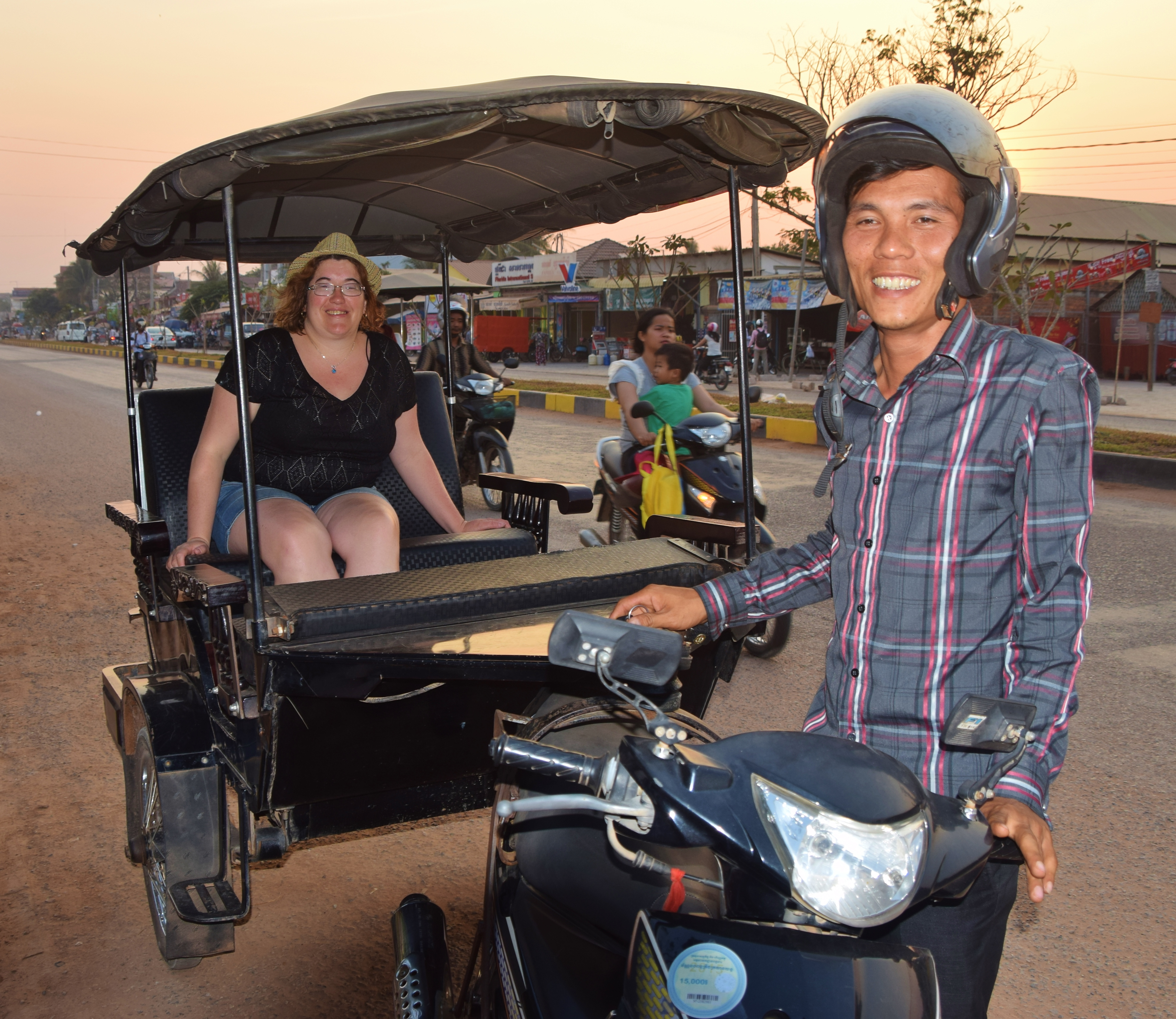 Cambodge - Siem Reap