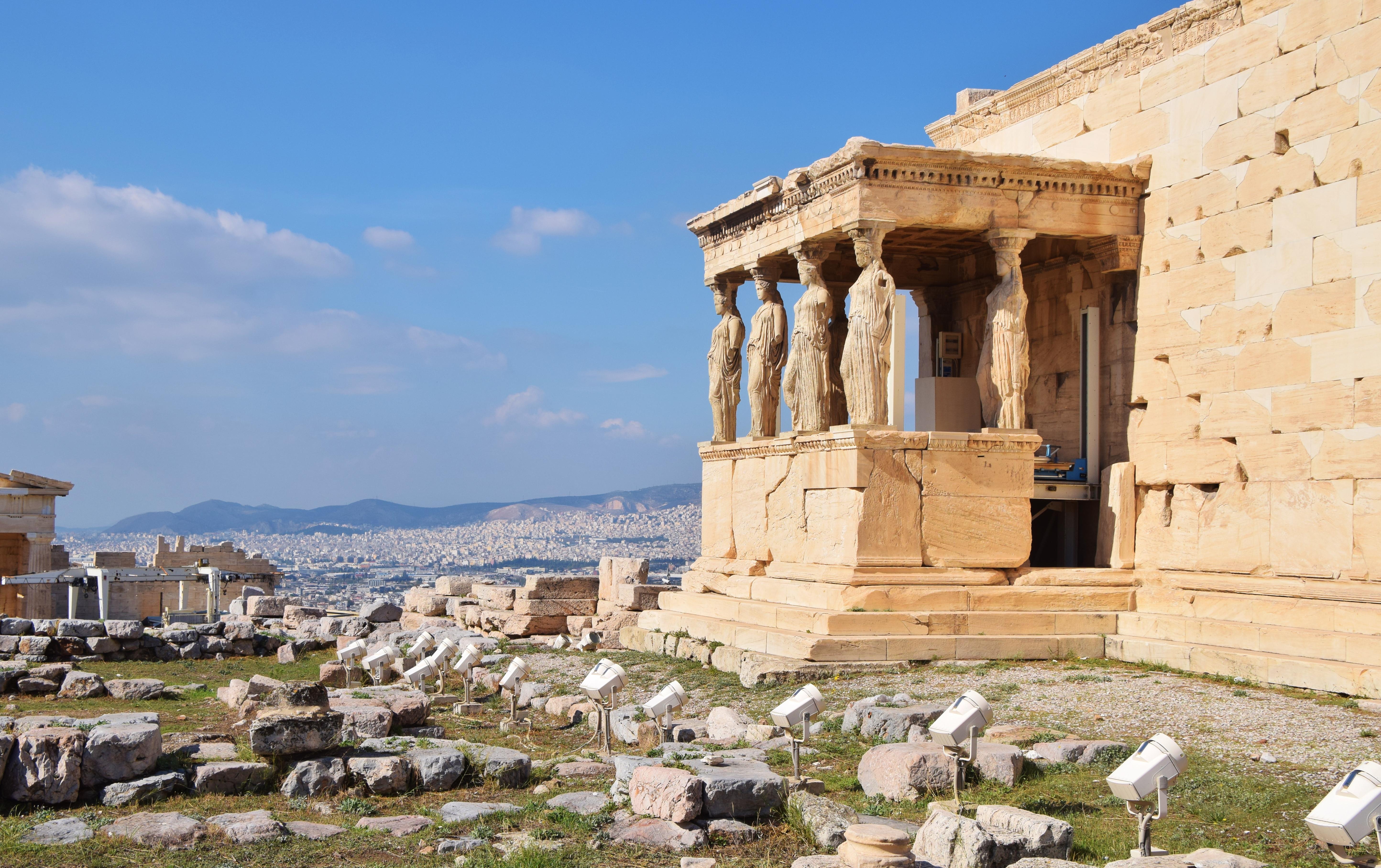 Grèce - Athènes - Acropole