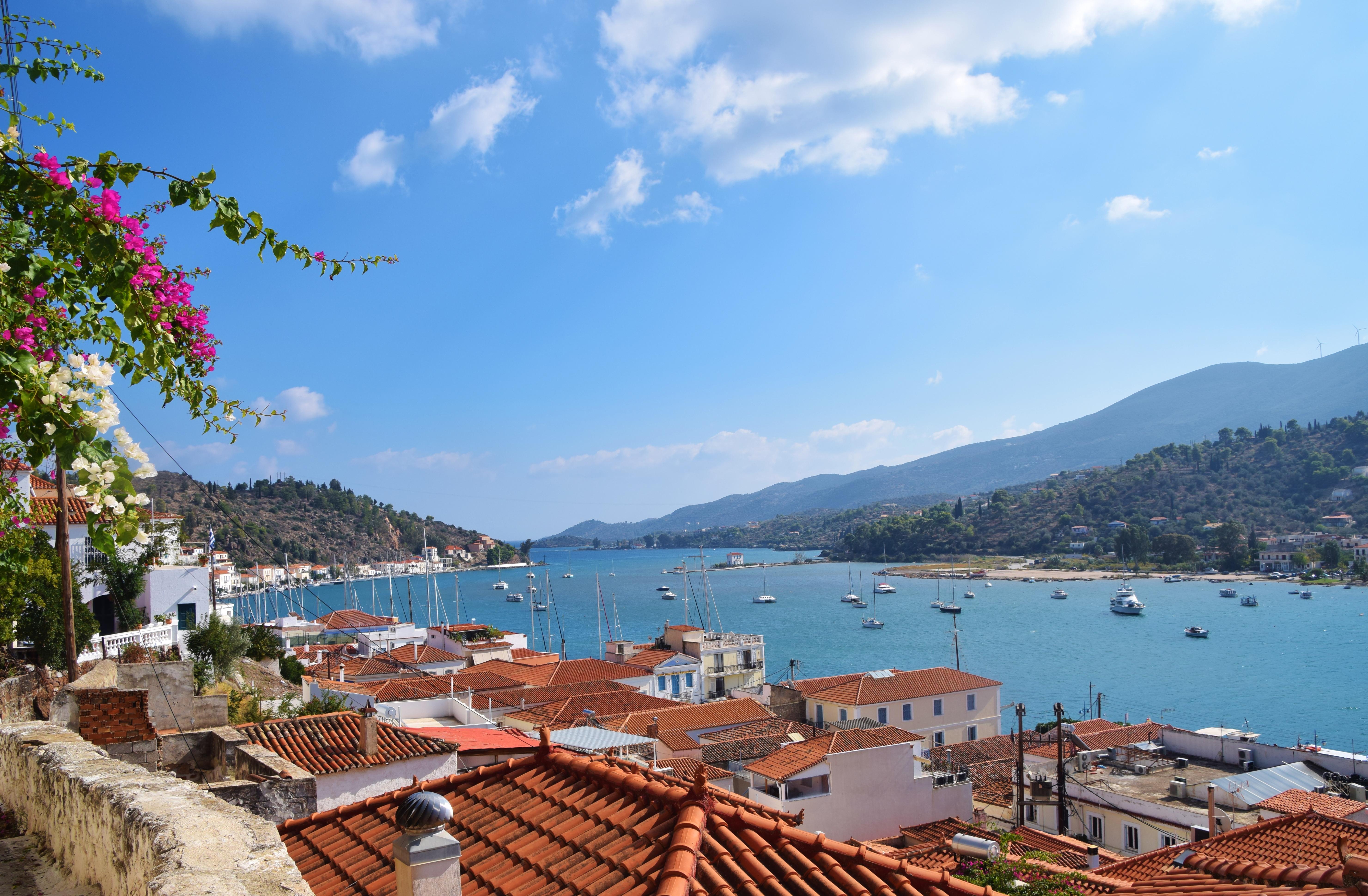 Grèce - Poros