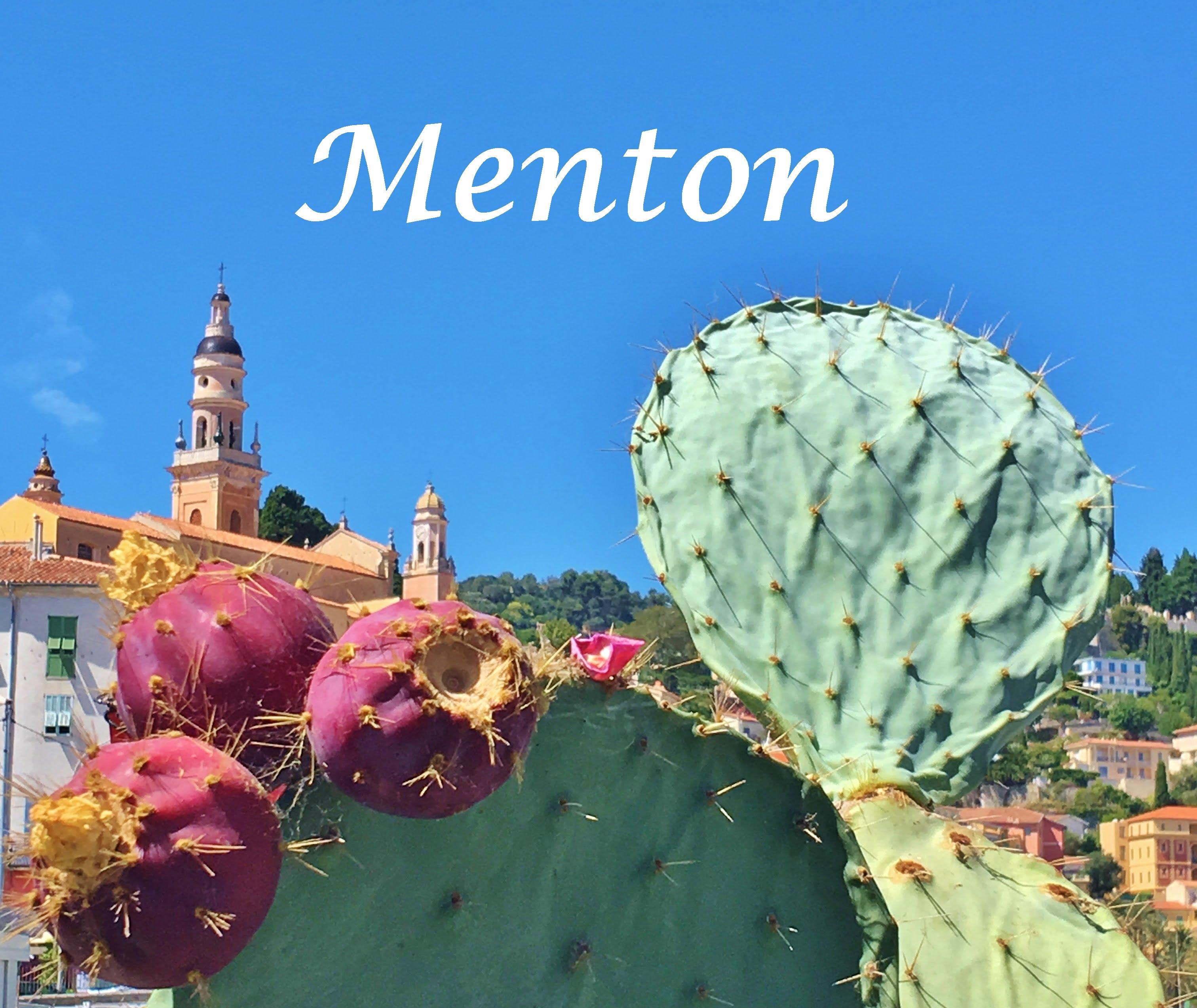 Menton - Dreams World - Blog voyage