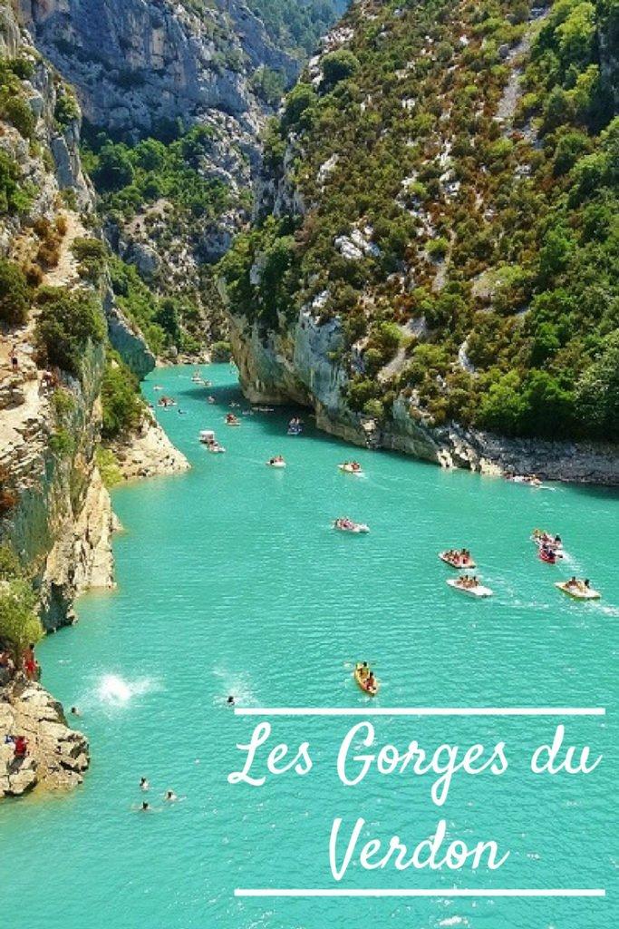 Les Gorges du Verdon - Dreams World Blog voyage
