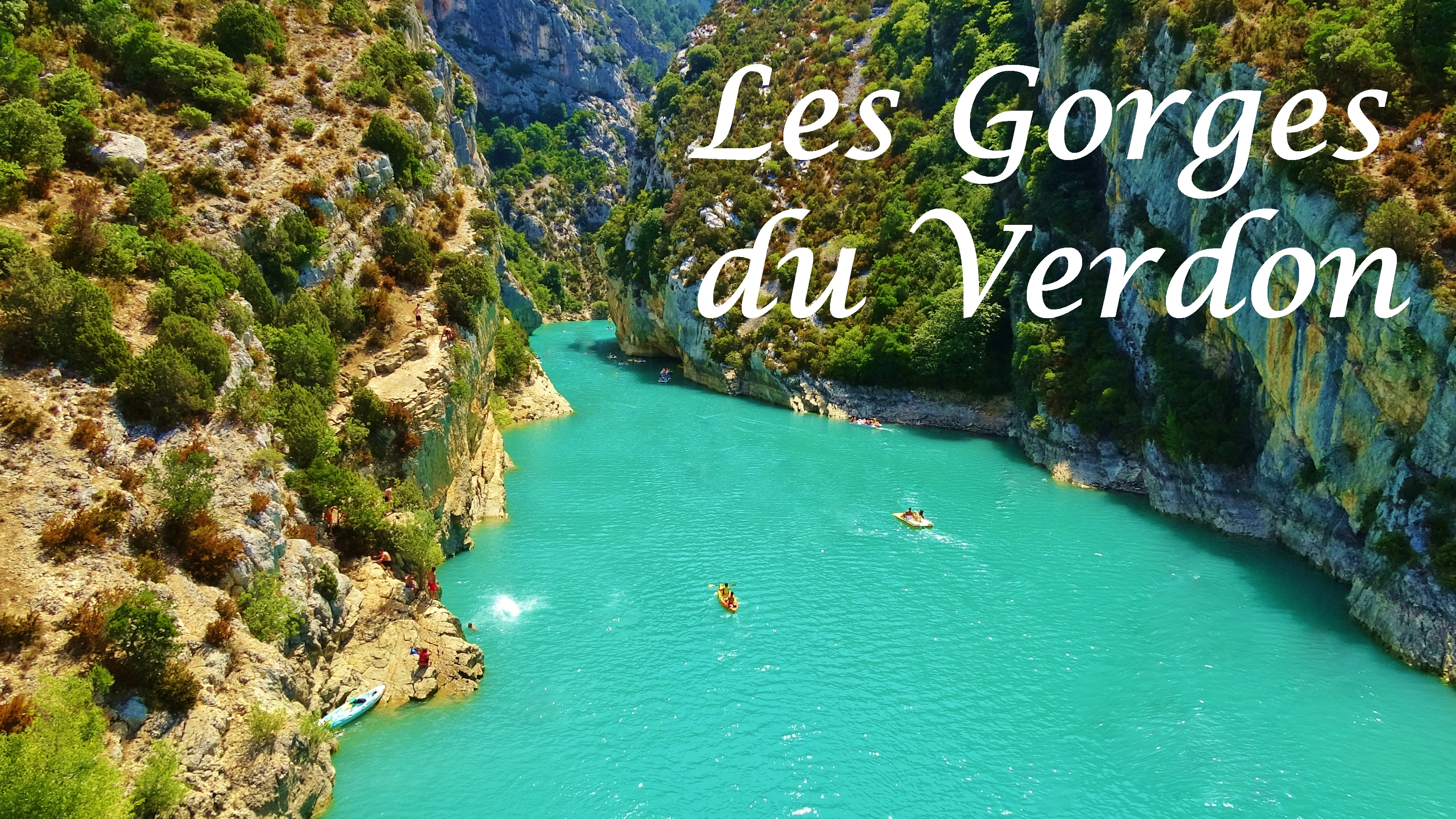 Les gorges du Verdon - Dreams World - Blog voyage