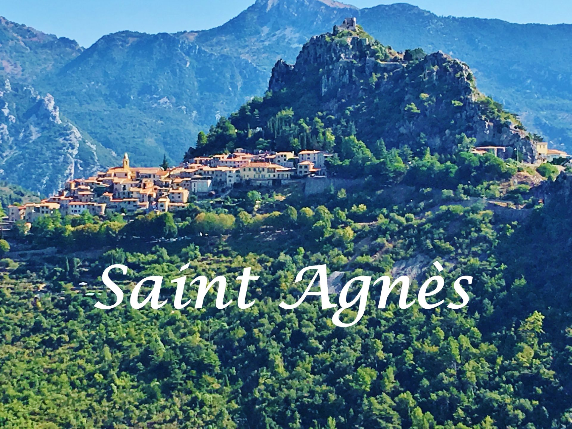 Sainte Agnès en photo - Dreams World - Blog voyage