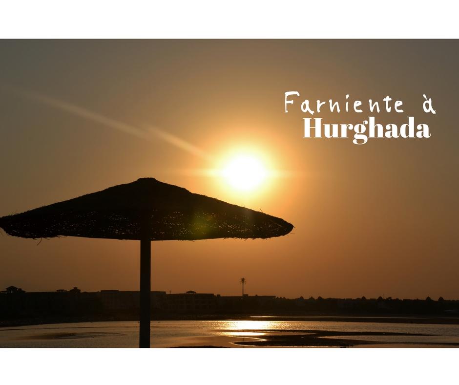 Egypte - Hurghada - Dreams World - Blog voyage
