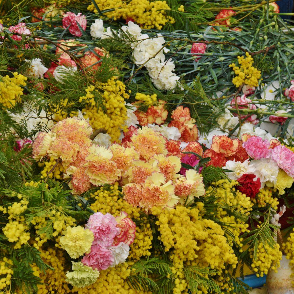 Villefranche sur Mer : La bataille navale fleurie - Dreams World - Blog voyage