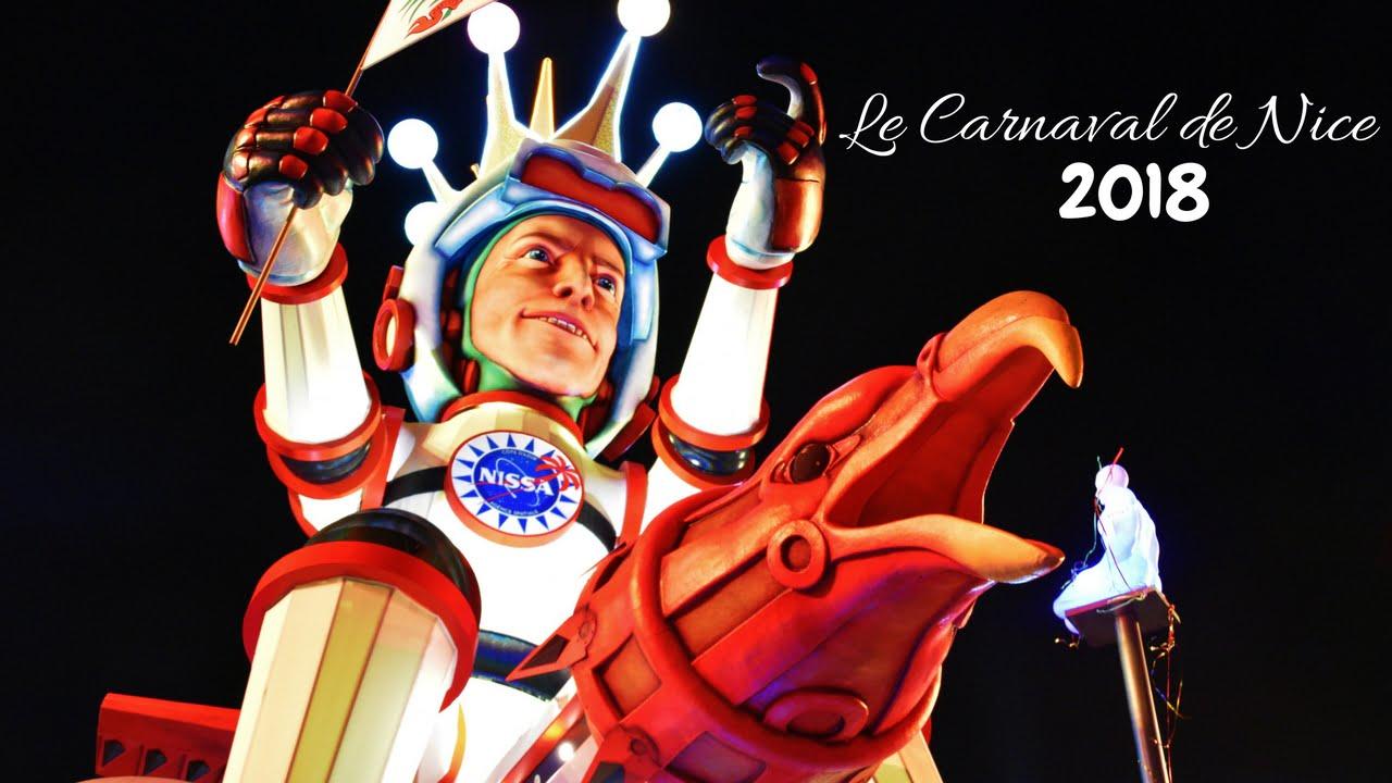 Le Caranval de Nice en vidéo - Dreams World - blog voyage