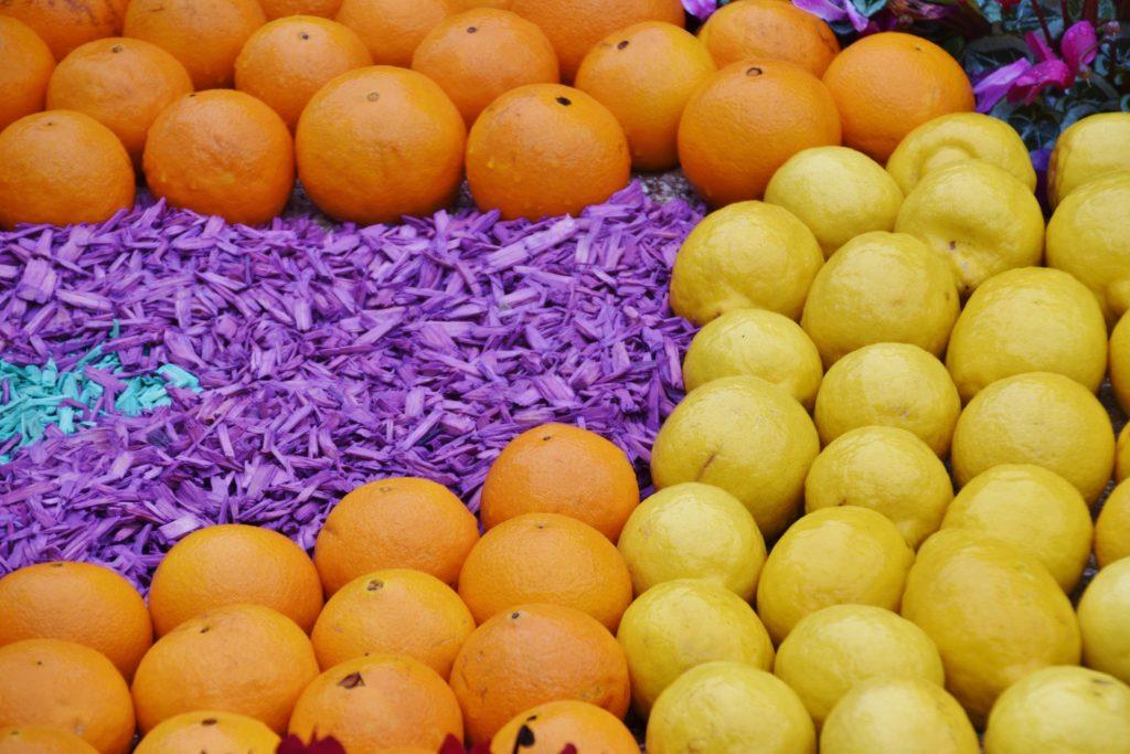 La fête du citron à Menton - Dreams World - Blog Voyage