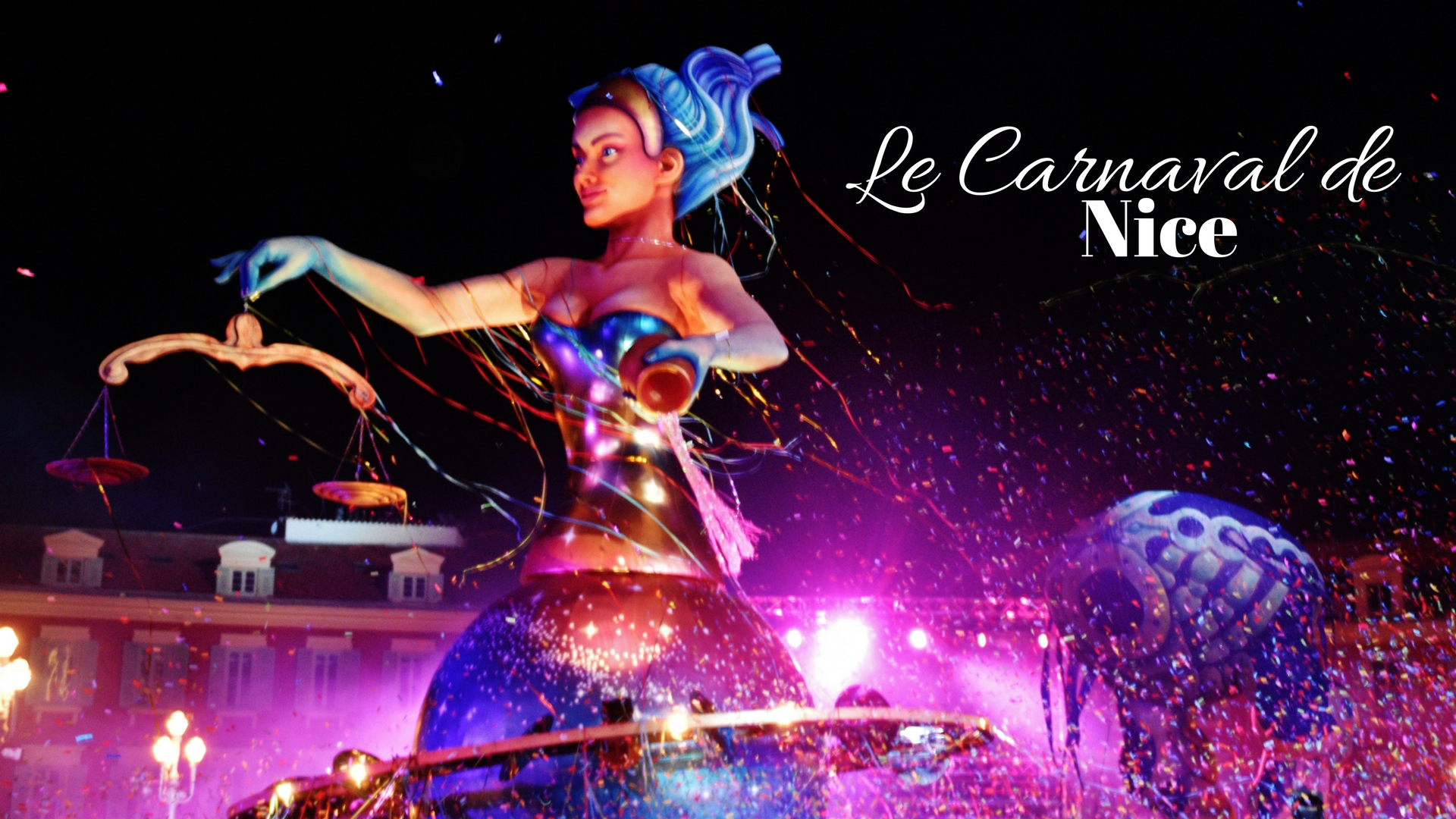 Le Carnaval de Nice - Dreams World blog voyage