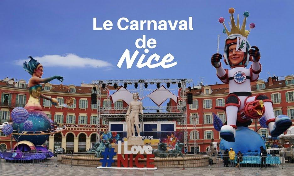 Le Carnaval de Nice - Dreams World blog voyage