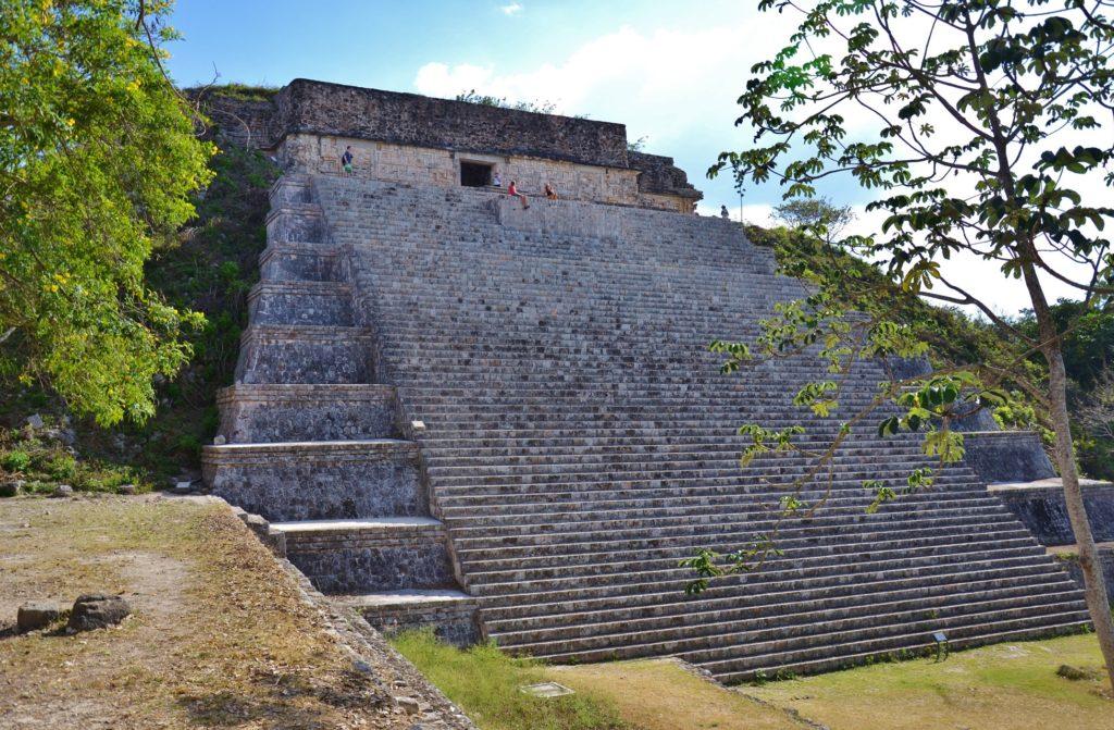 Mexique - Uxmal - Dreams World - Blog voyage