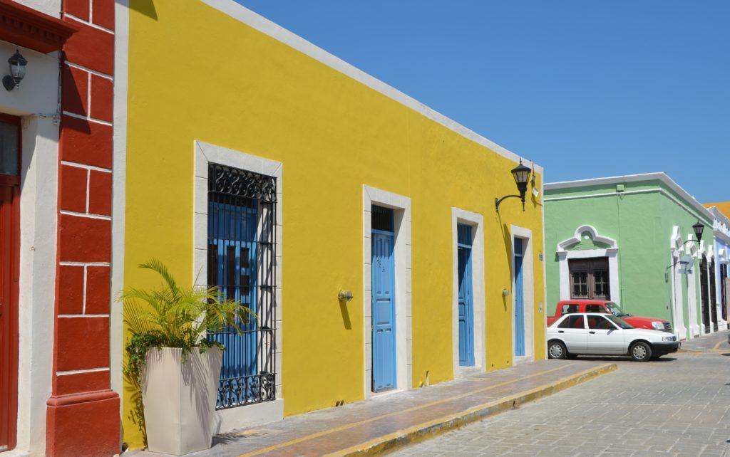 Mexique - Campeche - Dreams World - Blog voyage