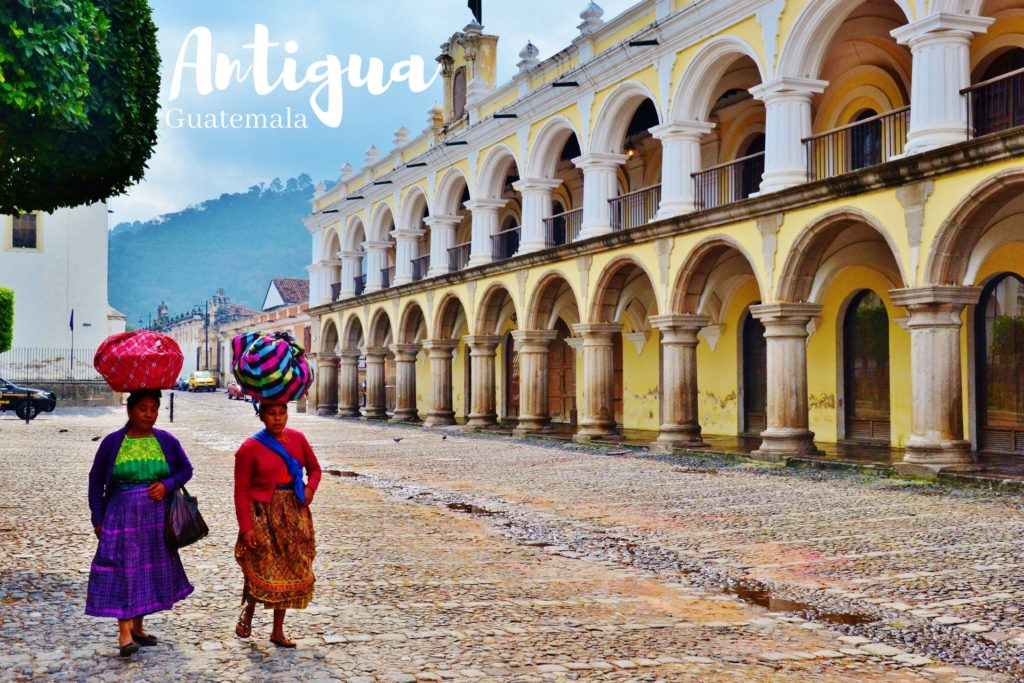 Guatemala - Antigua - Dreams World - Blog voyage