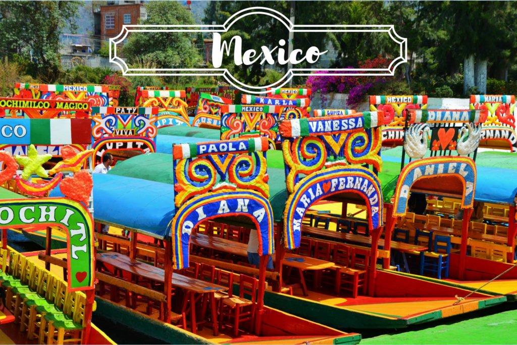 Mexique - Mexico - Dreams World - Blog voyage
