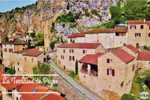 La Terrasse de Peyre - Aveyron - Dreams World Blog voyage