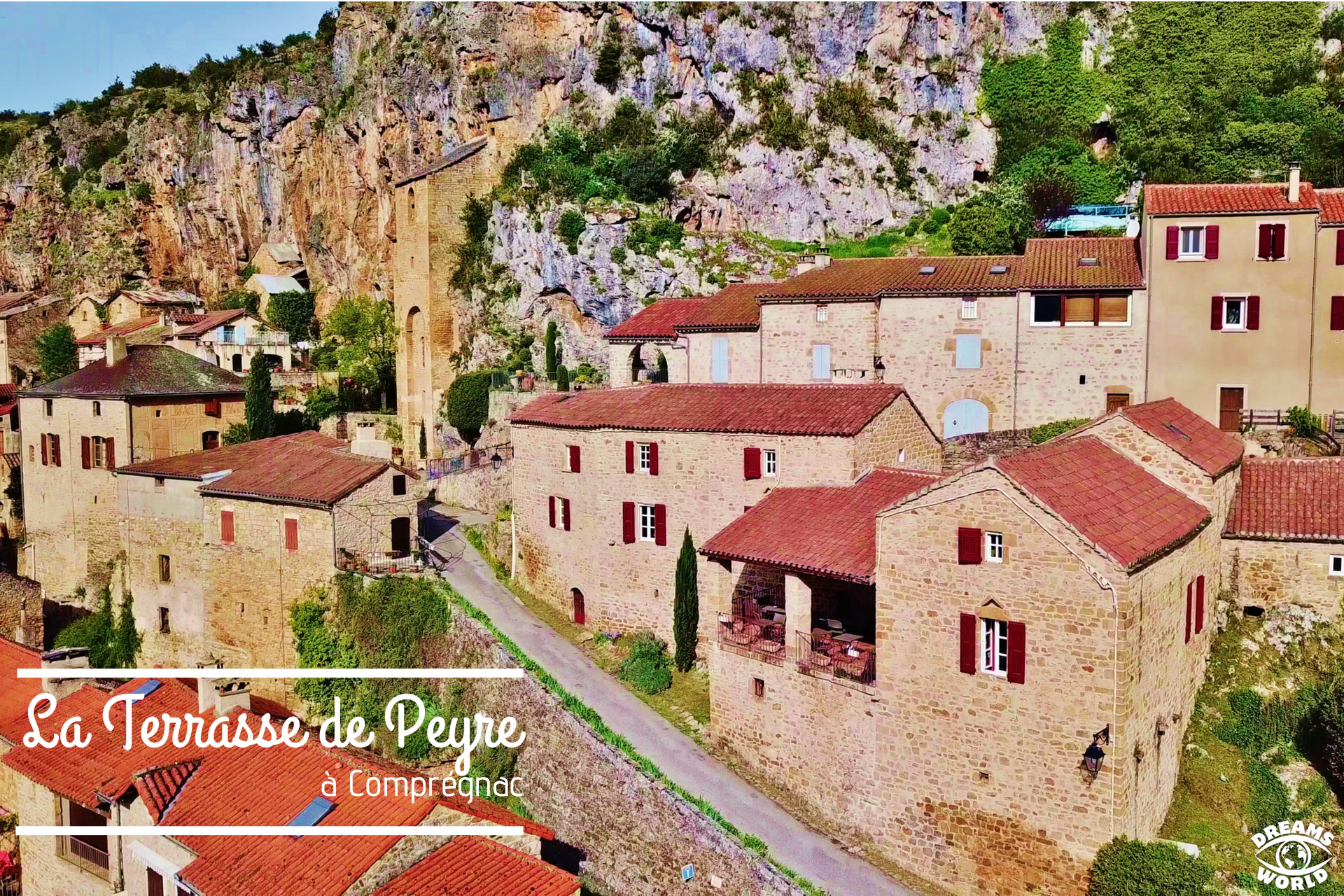 La Terrasse de Peyre - Aveyron - Dreams World Blog voyage