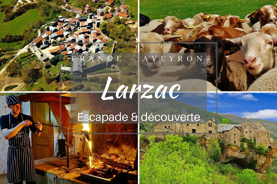 Larzac - Aveyron - Dreams World - Blog voyage