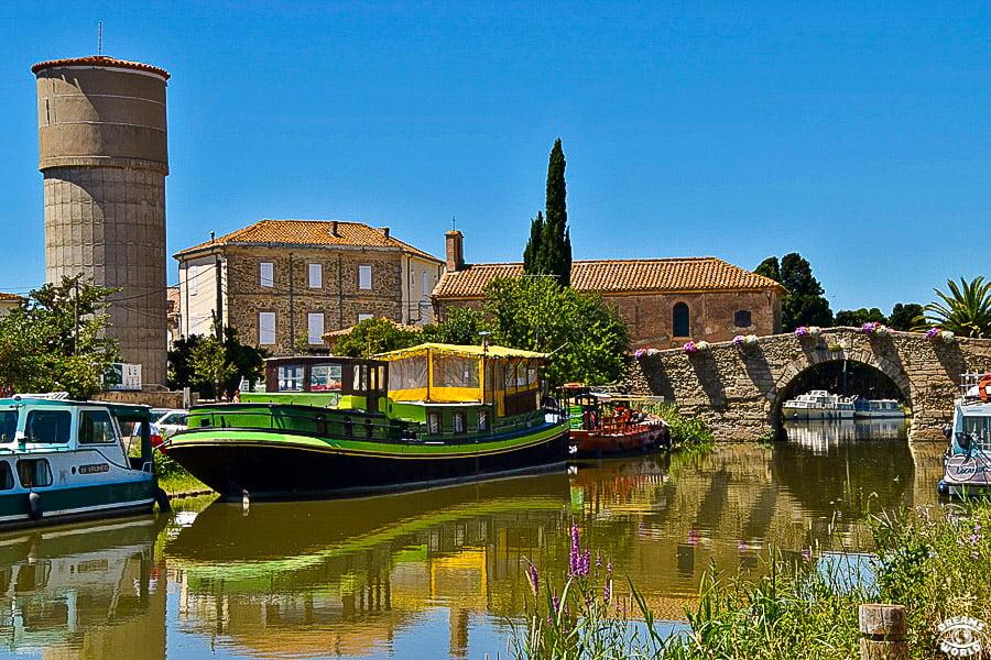 Canal du Midi - Dreams World - Blog voyage