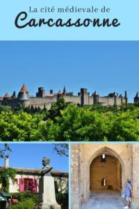 La cité médiévale de Carcassonne - Dreams World - Blog voyage