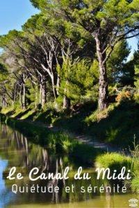 anal du Midi - Dreams World - Blog voyage