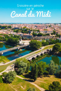 Canal du Midi - Dreams World - Blog voyage
