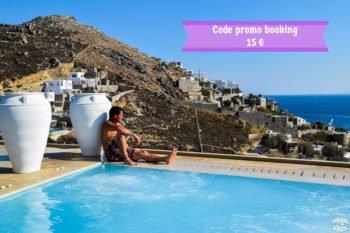 Code promo booking 15 € - Dreams World - Blog voyage