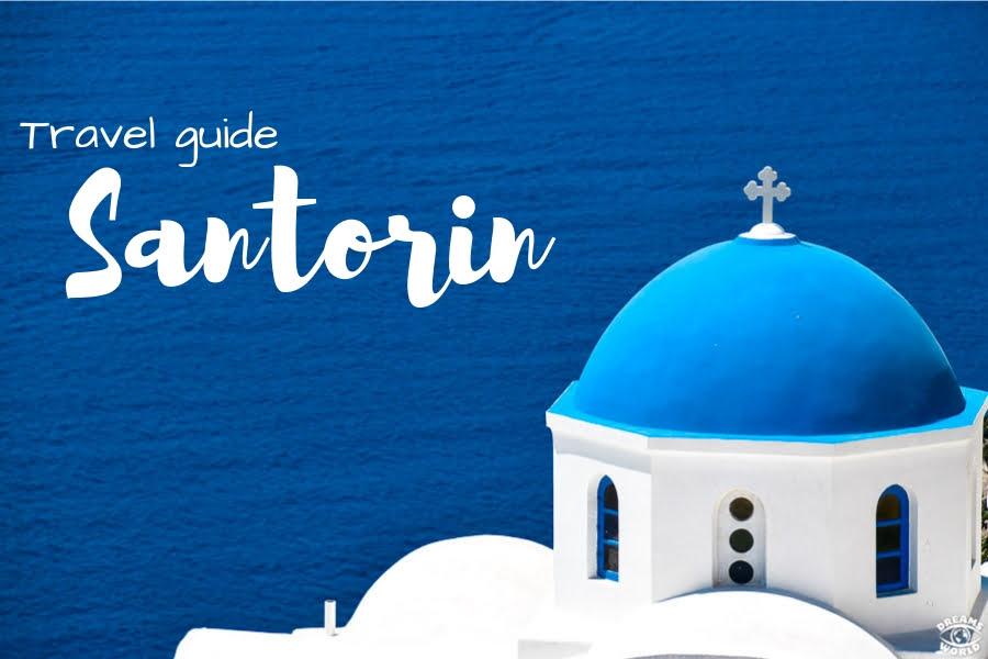 4 jours à santorin cyclades grece