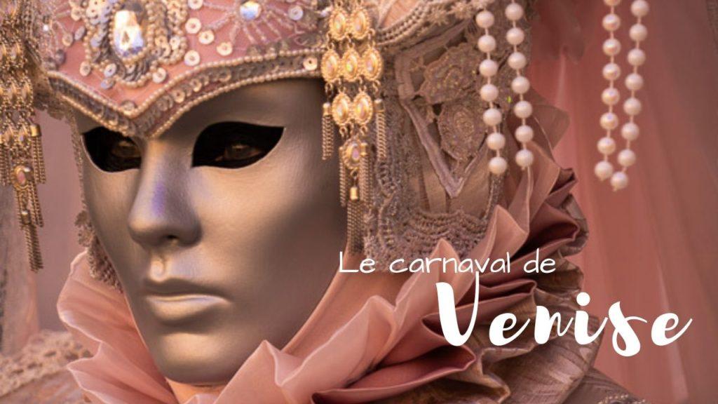 Vidéo carnaval de Venise