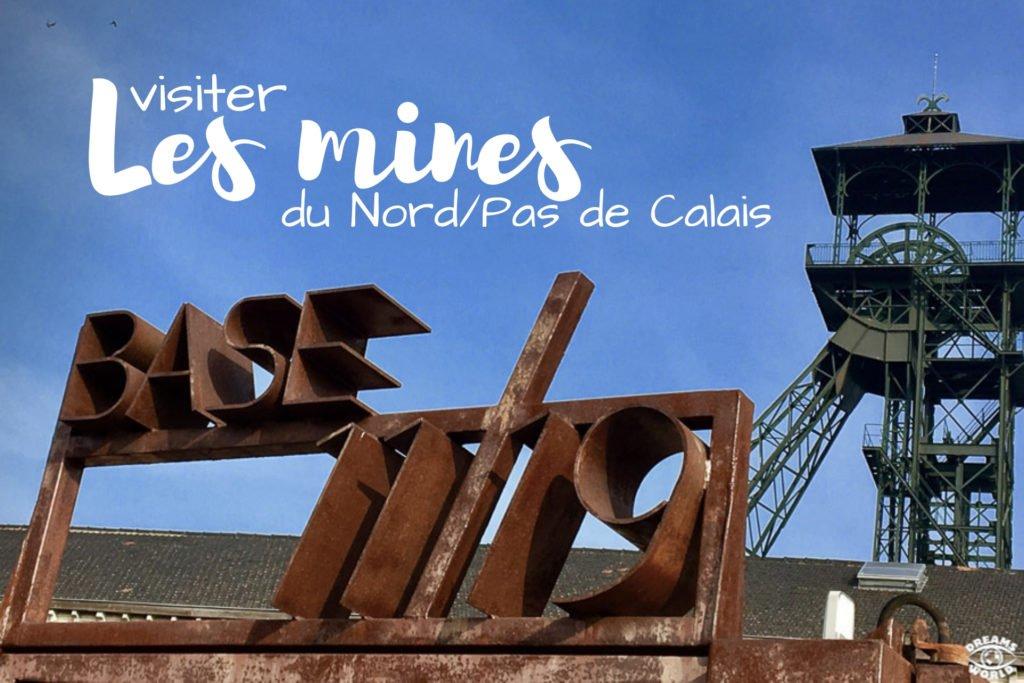 Visiter les mines du Nord Pas de Calais