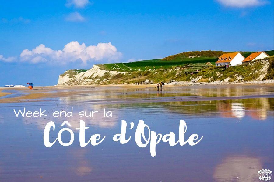 Week-end sur la Côte d'Opale