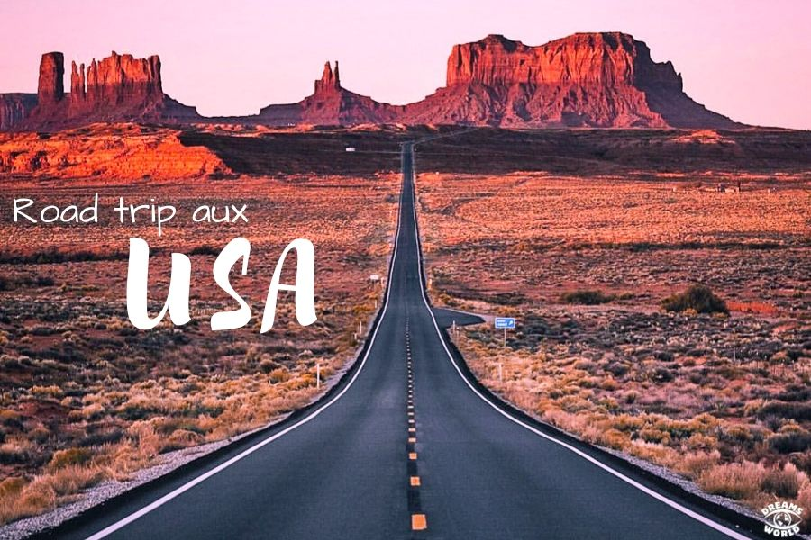 Road trip aux USA
