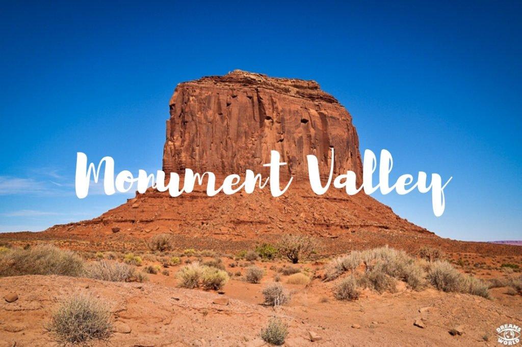 Vidéo de Monument Valley