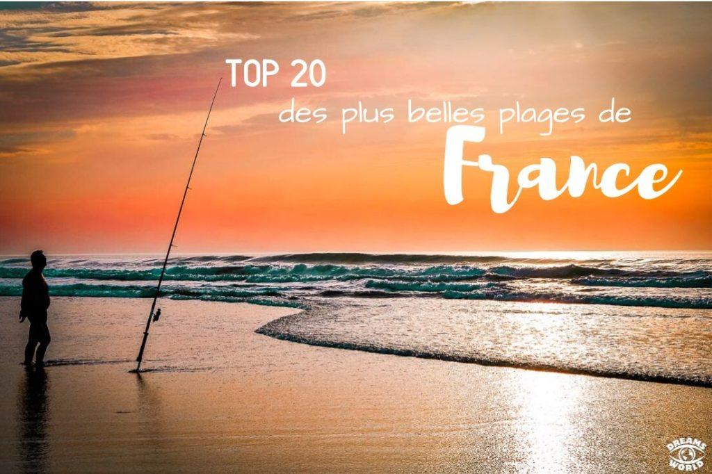 Top 20 des plus belles plages de France