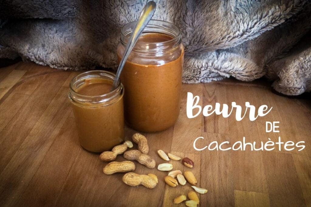 La meilleure recette du beurre de cacahuètes maison