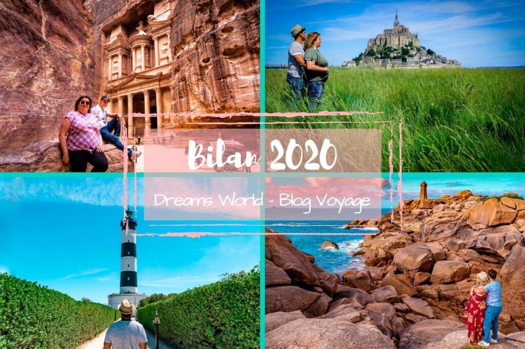 bilan 2020 dreams world