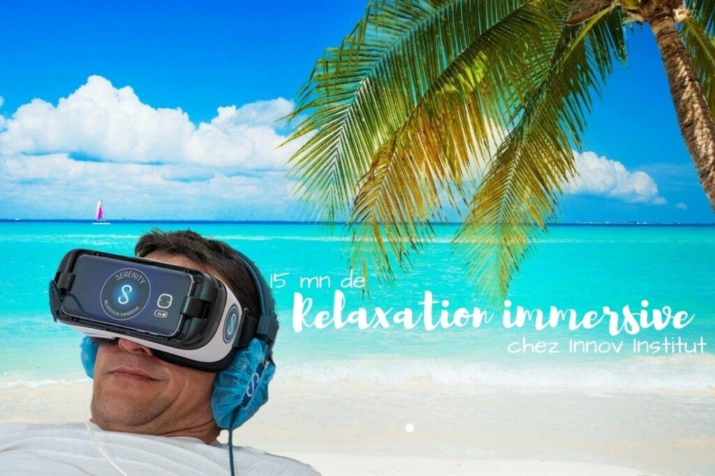 15 mn de relaxation immersive chez Innov Institut avis